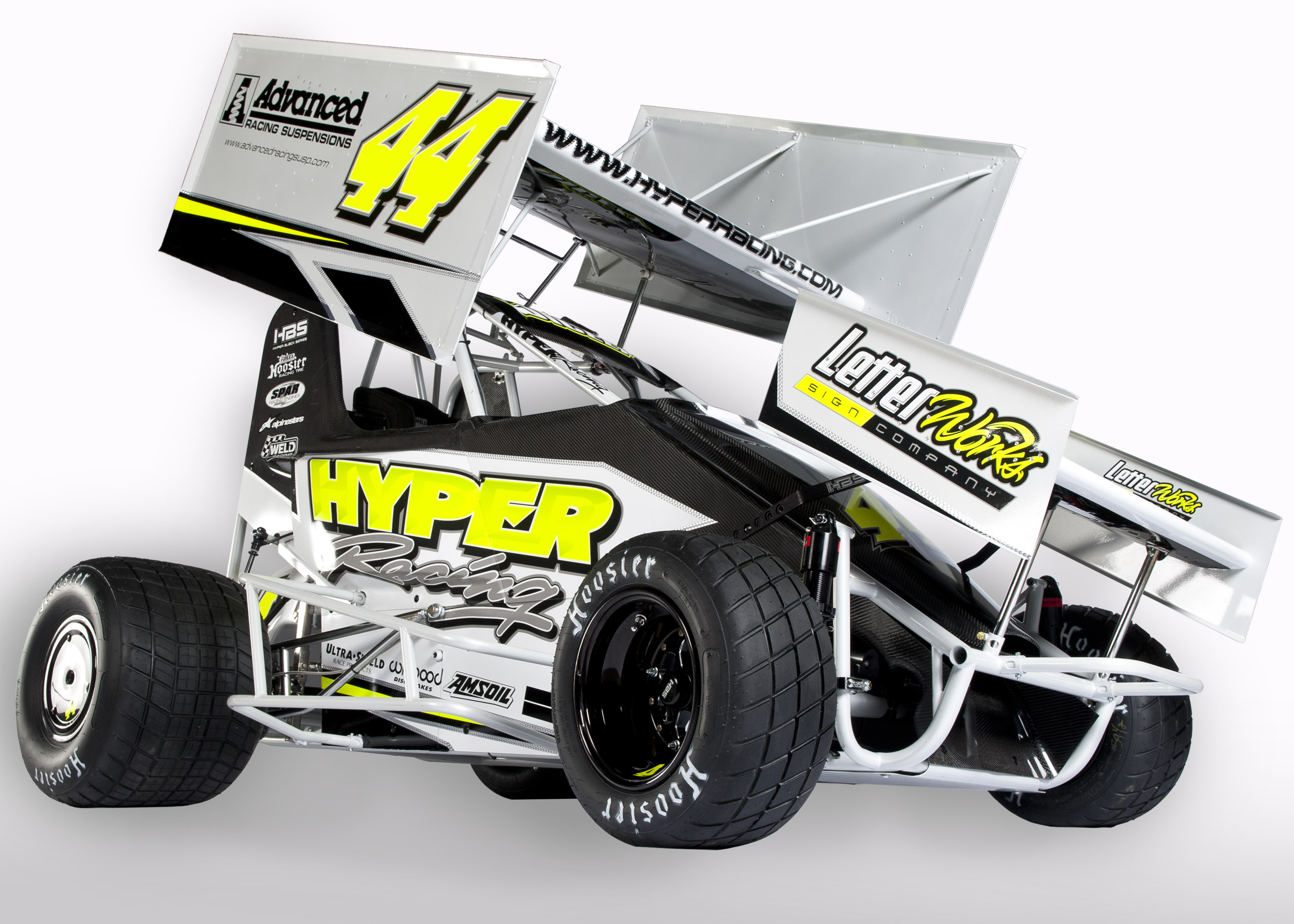 Hyper 600 Chassis Tour